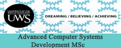 Advanced Computer Systems Development