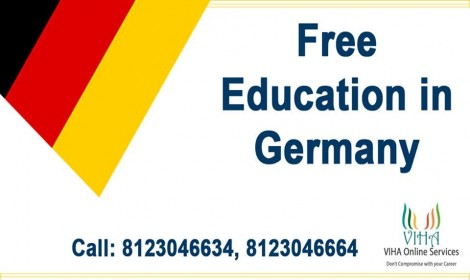 Free Education in Germany and other Countries